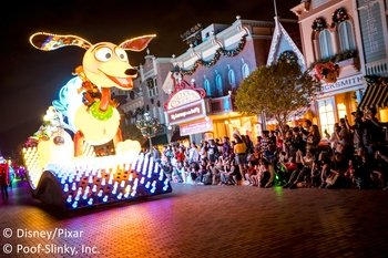 Hong Kong Disneyland® Park Admission with Transportation