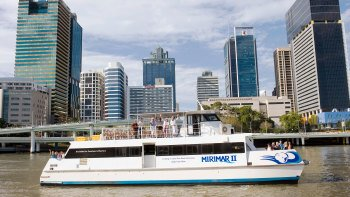 River Cruise with Admission to Lone Pine Koala Sanctuary