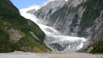 2-Day Trans-alpine Rail Journey with Glacier Visit