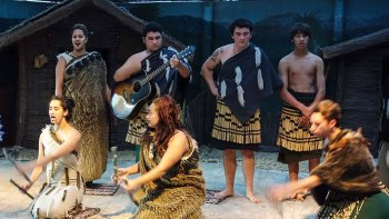 Willowbank Tour and Maori Concert
