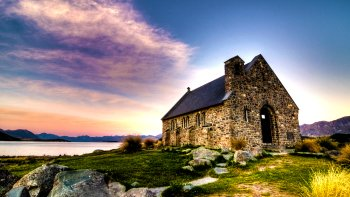 Full-Day Mount Cook National Park, Lake Tekapo & Tasman Glacier Tour