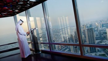 Burj Khalifa - SKY Lounge Observation Deck Admission Tickets