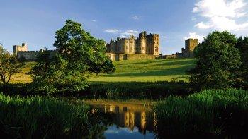 ,Castillo de Alnwick