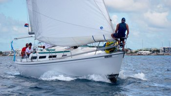 MoonDance Catalina Sailboat Full-Day Charter
