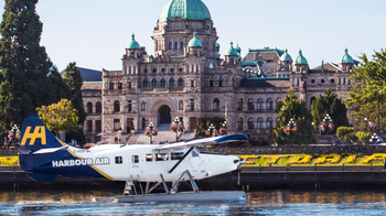 Spend the Day in Victoria - Seaplane Tour