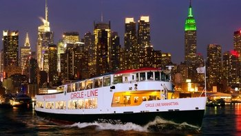 Harbour Lights & Landmarks Evening Cruise
