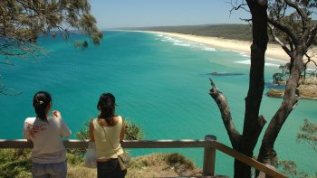 North Stradbroke Island 4x4 Tour