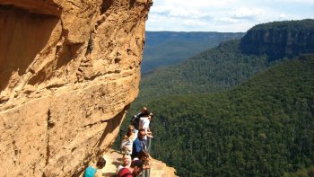 Blue Mountains Eco Tour from Sydney