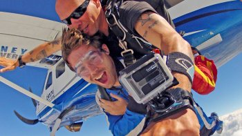 Tandem Skydiving Adventure