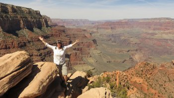 Grand Canyon Day Hike