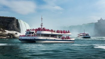 Voyage to the Falls Cruise