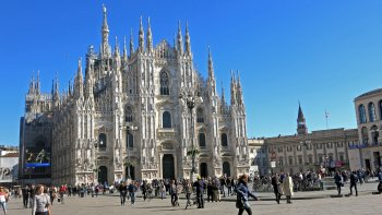 Milan in 1 Day with The Last Supper & Duomo Cathedral