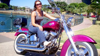 Harley Davidson City Highlights Tour