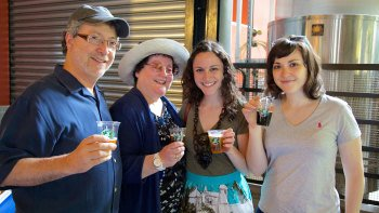 Small-Group Brewed in Brooklyn Tour