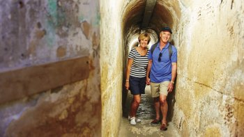 Rottnest Island Train & Tunnel Full-Day Tour from Perth
