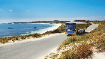 Rottnest Island Explorer Bus Tour from Perth
