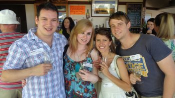 Swan Valley Winery & Brewery Full-Day Tour from Perth
