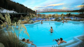 Admission to Tekapo Springs Hot Pools