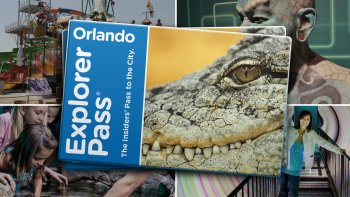 Orlando Explorer Pass: 4 Museums, Attractions & Tours in 1 Card