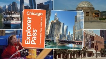 Chicago Explorer Pass: 3, 4, or 5 Tours, Museums & Attractions in 1 Card