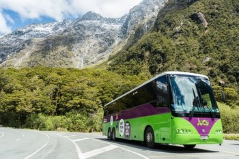 Milford Sound Coach & Cruise Full-Day Tour