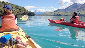 Glenorchy Islands Kayak Tour