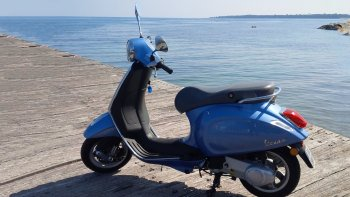 1, 2 or 3-Day Vespa Rental