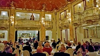 Mozart Concert with 3-Course Dinnen
