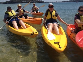 Bundeena Kayak Lesson