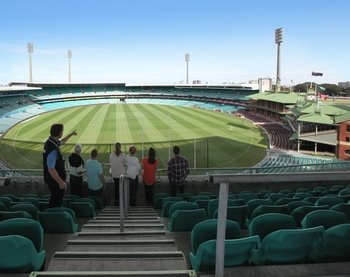 Sydney Cricket Ground Experience