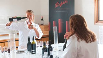 Make Your Own Blend Wine Experience At Penfold's Winery