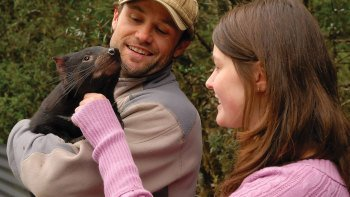 Tasmanian Devil Sanctuary Admission & Tour
