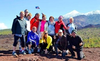 Volcano Hikking Experience at Teide National Park with tapas