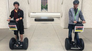 Historic Downtown Dallas Segway Tour