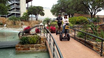 Historic Downtown San Antonio Segway Tour