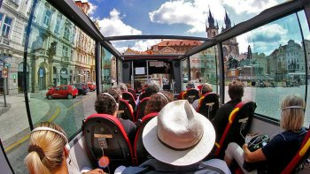 Historical City Sightseeing Tour