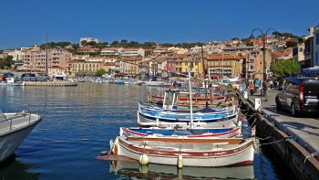 Cassis & Marseille Panorama Full-Day Tour