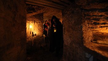 Blair Street's Underground Vaults Walking Tour