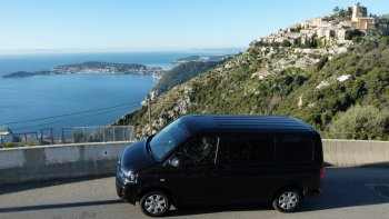 Private Half-Day Tour of the French Riviera from Cannes