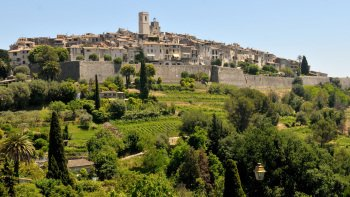 Small-Group Cannes, Antibes & St-Paul-de-Vence Tour from Monaco