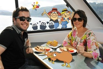 Lake Taupo Brunch Cruise