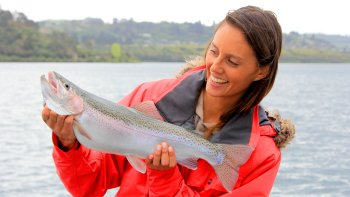 Lake Taupo Private Fishing Charter