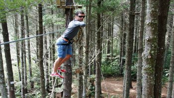 Bay of Plenty Adrenalin Forest Adventure Park
