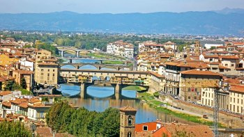 Shore Excursion: Pisa & Florence Tour