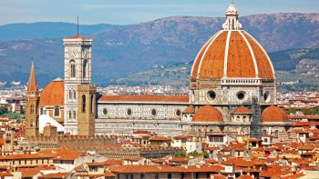 Shore Excursion: Florence on Your Own
