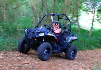Off-Road Solo Buggy/Quad bike Tour