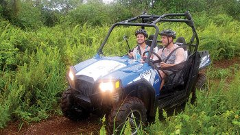 Off-Road Double Buggy Adventure
