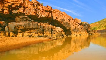 Windjana Gorge & Tunnel Creek Full-Day Tour
