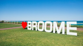 Broome Sightseeing Tour