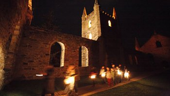 Port Arthur Historic Site Ghost Tour